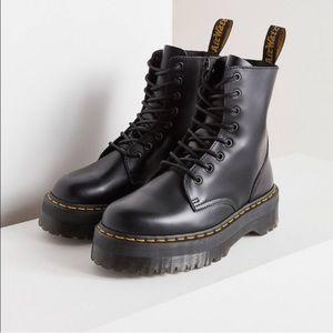 Dr. Martens Jadon Platform Boots Black